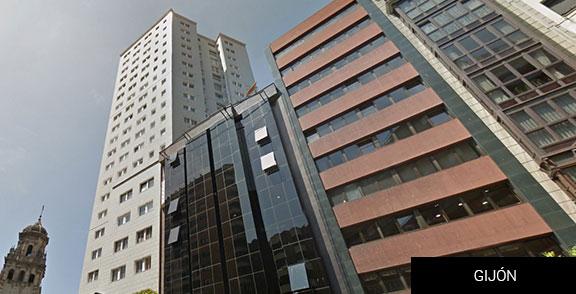 Oficinas i68 Gijón